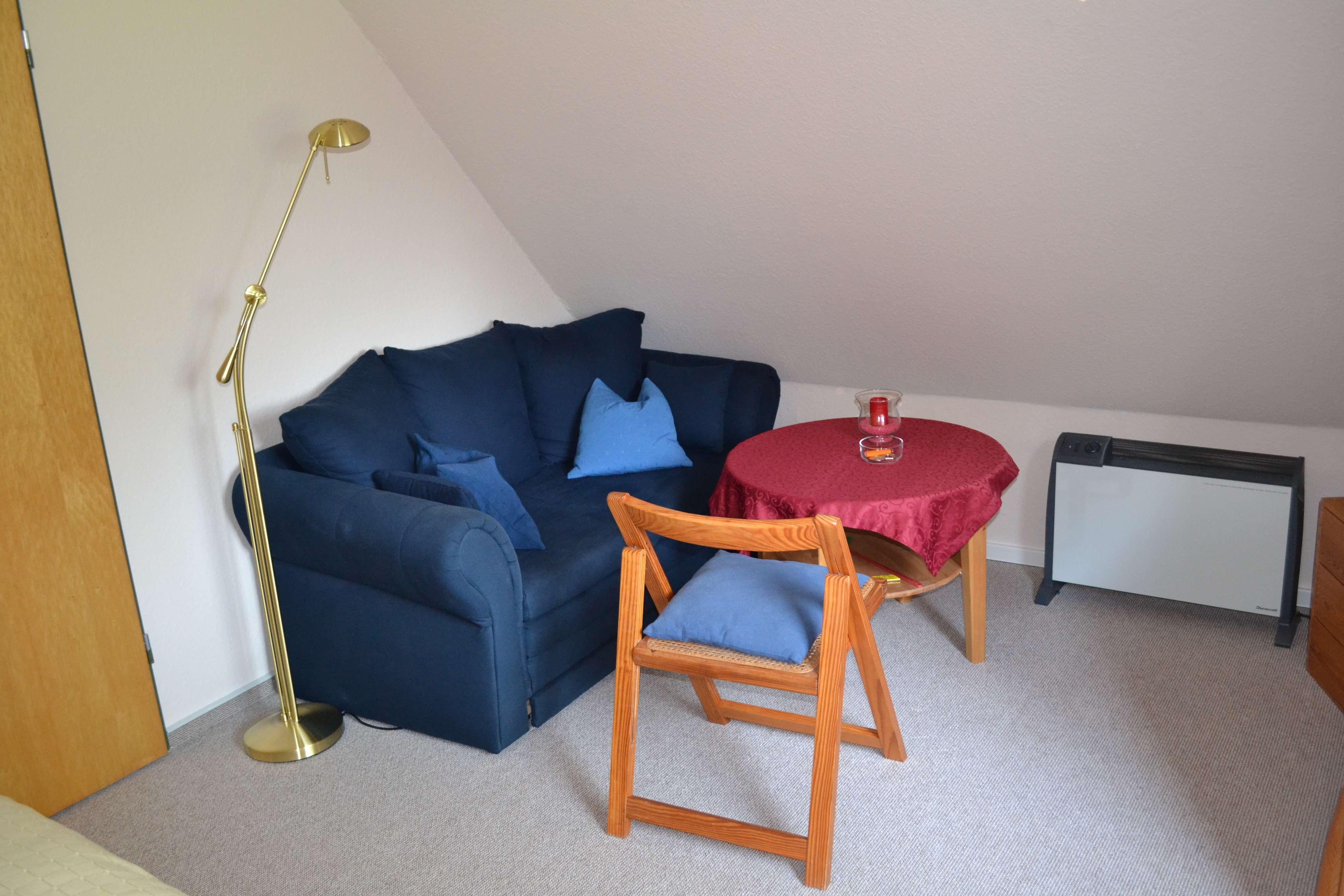Vorstellung das kleine ferienhaus - Kleine couchgarnitur ...